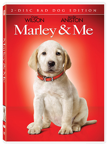 marley and me puppy. DVD Review: Marley amp; Me