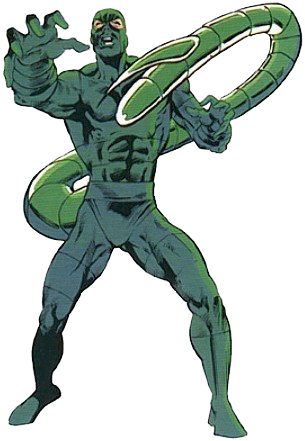 Marvel Villian of the Day: The Scorpion – Chris Thilk