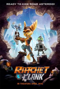 ratchet and clank poster 1