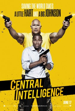 central intelligence poster 1