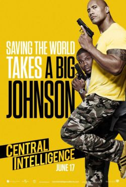 central intelligence poster 2