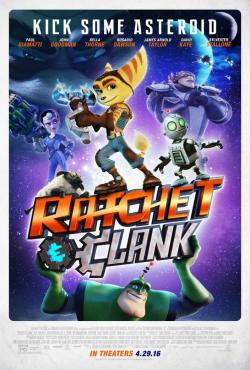 ratchet and clank poster 2