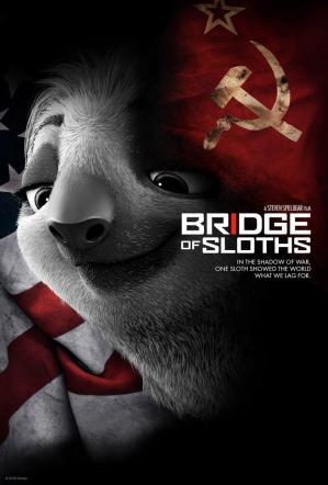 zootopia poster - bridge of spies