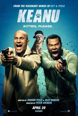 keanu theatrical poster