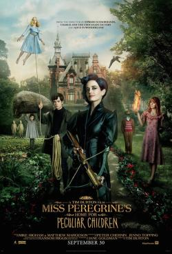 miss peregrine post