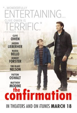 the confirmation poster-large