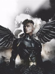 x-men poster angel