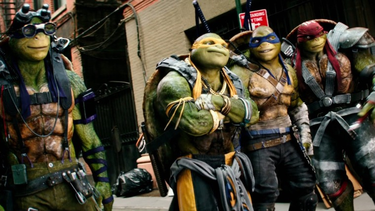 teenage mutant ninja turtles shadows pic 1