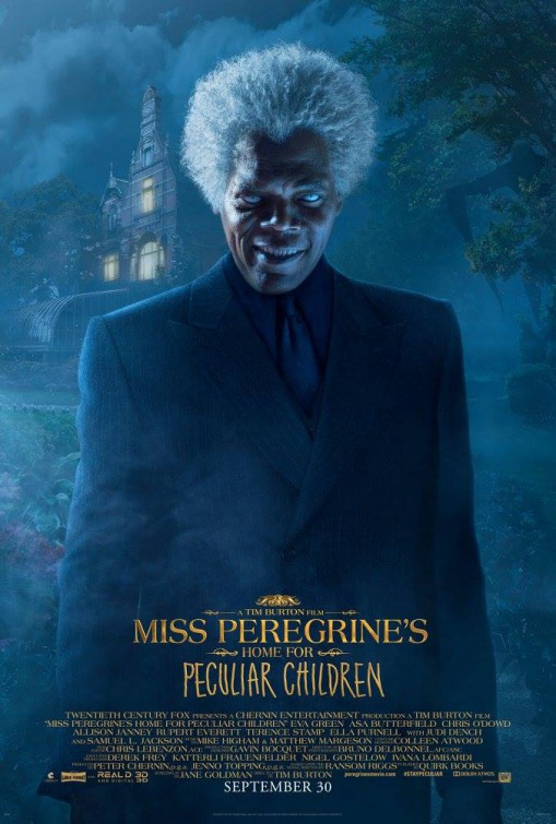 Movie Marketing Madness – Miss Peregrine's Home for Peculiar ...