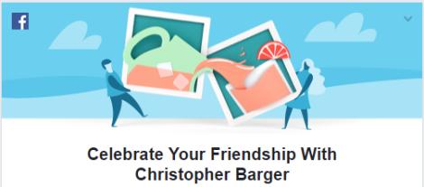 Facebook Keeps EncouragingPosts