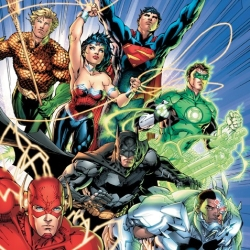 dc comics new 52 justice league