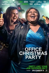 Christmas Office Party Cast.Movie Marketing Madness Office Christmas Party Chris Thilk