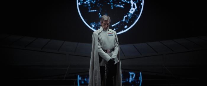 Rogue One: A Star Wars Story (Ben Mendelsohn) Ph: Film Frame ©Lucasfilm LFL