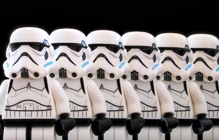 lego stormtroopers