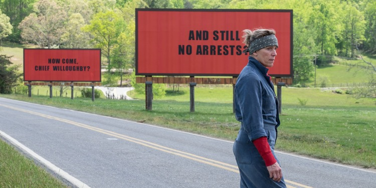 three billboards pic