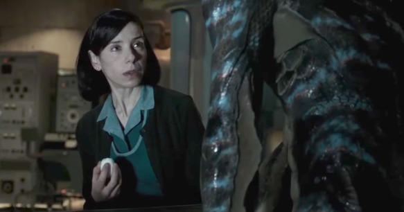 shape of water pic