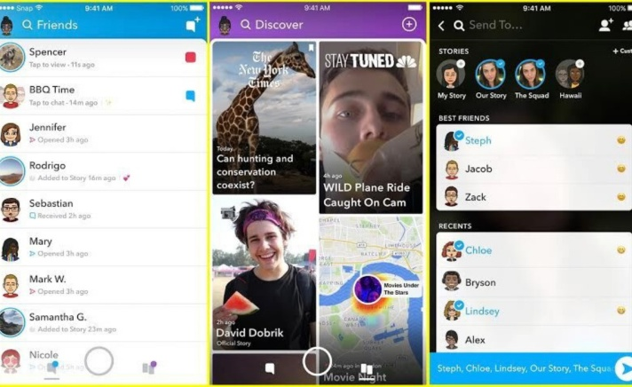 snap 2017 redesign