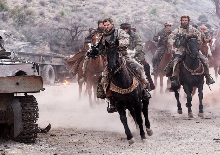 12 strong pic