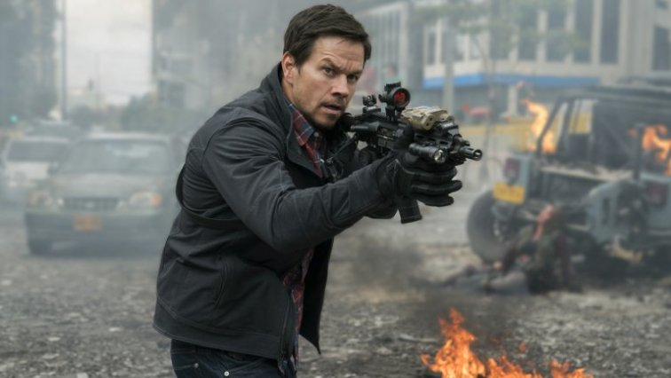 STX Bets That Mark Wahlberg's Action Chops Are Enough to Sell 'Mile 22'