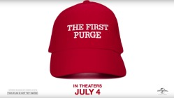'The First Purge' Leans In to Political Chaos to Sell Horror